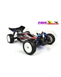 Coche VRX Spirit EBL 1/10 4WD Brushless Buggy RTR