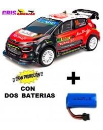 Juguete Nincoracers Citroën C3 WRC Con Dos Baterias