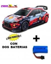 Juguete Nincoracers Hyundai i20 Coupe WRC Con Dos Baterias