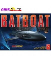 Maqueta AMT Batman Batboat 1:25 Round2