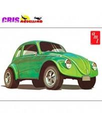Maqueta AMT Volkswagen Beetle 1:25 Round2