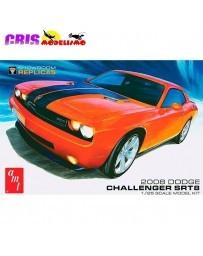 Maqueta AMT Dodge Challenger SRT8 2008 1:25 Round2