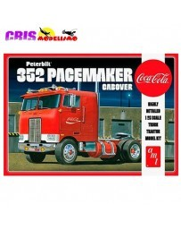 Maqueta AMT Peterbilt 352 Pacemaker Cabover 1/25 Round2