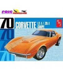 Maqueta AMT Chevy Corvette Coupe 70 1:25 Round2