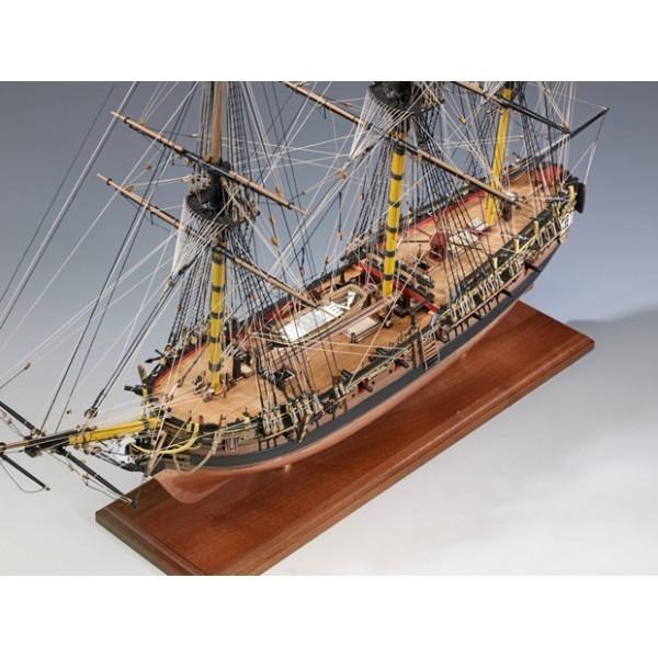 Maqueta H.M.S. Pegasus 1776
