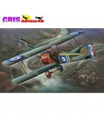 Maqueta Avión SOPWITH CAMEL F-1 1/32 Academy