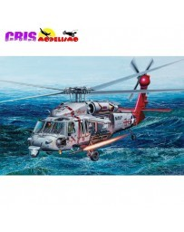 Maqueta Helicóptero MH-60S HSC-9 TRIDENTS 1/35 Academy