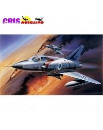 Maqueta Avión Mirage III-C Fighter 1/48 Academy