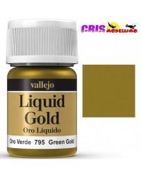 Liquid Gold Oro Verde 35ml (216)