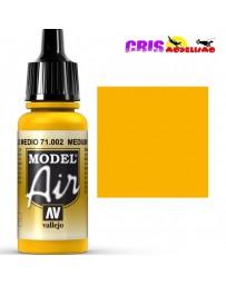 Model Air Amarillo Medio 17ml