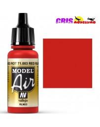 Model Air Rojo RLM23 Rot 17ml