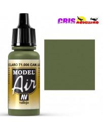 Model Air Verde Claro Cromo 17ml