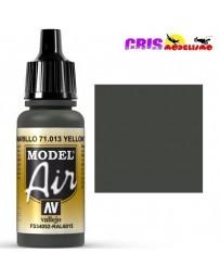 Model Air Oliva Amarillo 17ml
