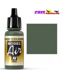Model Air Verde Acorazado 17ml
