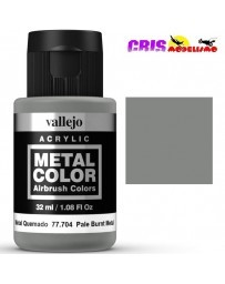 Metal Color Vallejo Metal Quemado 32ml