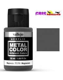 Metal Color Vallejo Magnesio 32ml
