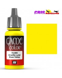 Game Color Amarillo Lunar 17ml