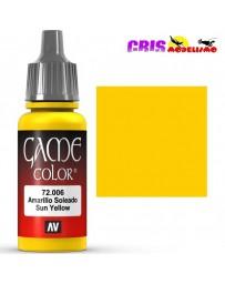 Game Color Amarillo Soleado 17ml