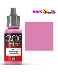 Game Color Rosa Pulpo 17ml