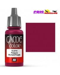 Game Color Púrpura 17ml