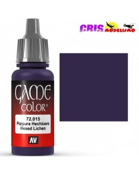 Game Color Púrpura Hechicero 17ml