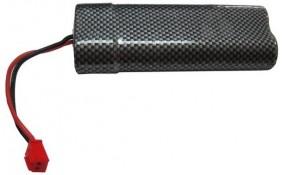 Recambio Pack Bateria NI-MH 7,2V 1100mAh (Spark, Cheyenne, Sport Rally, Tremor 1/16)