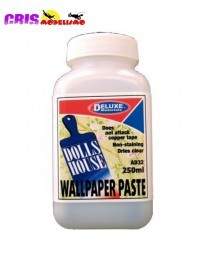 Deluxe Wallpaper Paste 250ml