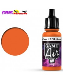 Game Air Naranja Fuego 17ml