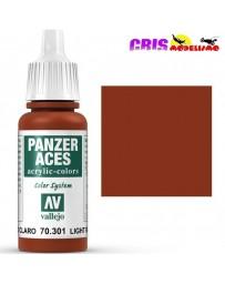 Panzer Aces color Oxido Claro 17ml