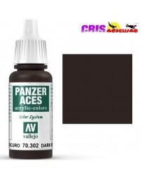 Panzer Aces color Óxido Oscuro 17ml