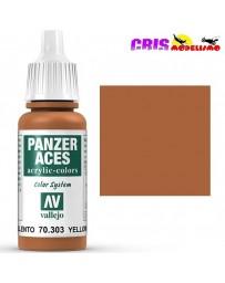 Panzer Aces Óxido Amarillento 17ml