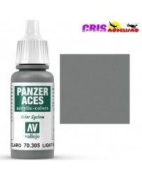 Panzer Aces Caucho Claro 17ml