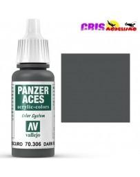 Panzer Aces color Caucho Oscuro 17ml