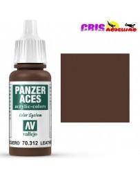 Panzer Aces Correa de Cuero 17ml