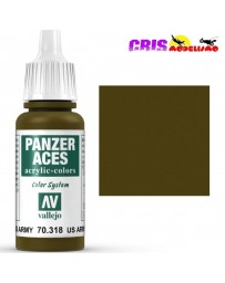 Panzer Aces Carrista US Army 17ml