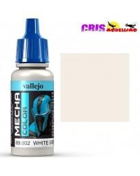 Mecha Color Blanco Gris 17ml