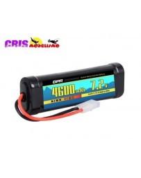 Batería Ni-Mh 7,2V 4600mAh