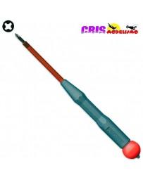 Microdestornillador Phillips Aisl. 0x60mm