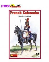 Figura French Cuirassier Napoleonic 1/16