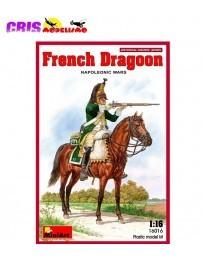 Figura French Dragoon Napoleonic W 1/16