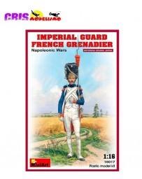 Figura Imperial Guard French Grenadier 1/16