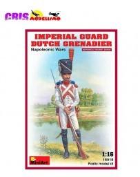 Figura Imperial Dutch Grenadier N. Wars 1/16