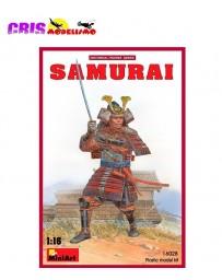 Figura Samurai 1/16