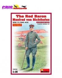 Figura Red Baron M.v Richthofen.WW1. 1/16