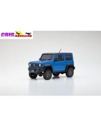 Crawler MINI-Z 4X4 MX-01 SUZUKI JIMNY SIERRA Azul Brisk RTR