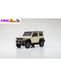 Crawler MINI-Z 4X4 MX-01 SUZUKI JIMNY SIERRA Marfil RTR