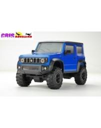Carisma Crawler Msa-1E 1/24 Suzuki Jimny Jb74 RTR - azul