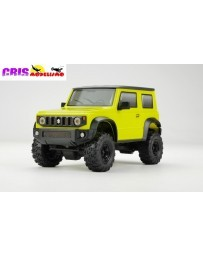 Carisma Crawler Msa-1E 1/24 Suzuki Jimny Jb74 RTR - amarillo