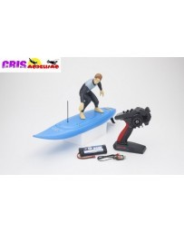 Lancha Rc Surfer 4 Readyset Electric (KT231P+) - Azul