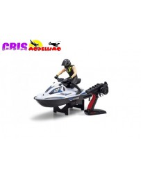 Lancha Kyosho Wave Chopper 2.0 RC Electric Readyset (KT231P+) T2 Azul